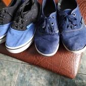 Лот 2 пари взуття 32р