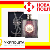 90ml женская парфюмированная вода Y.S.Laurent black opium Nuit Blanche