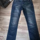 Шикарные женские джинсы L XL