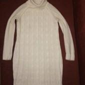 Вязанное платье в идеале