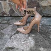 ❗✔модельні туфлі з чокером
