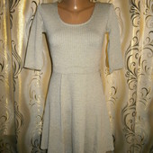 Теплое женское платье miss selfridge