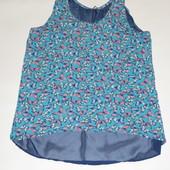 Интересная футболка-блуза р.20