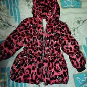 Куртка осіння 86-92 нюанс!!