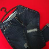 Рваные джинсы Denim размер м