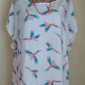 Очень классная блузка рр 50