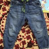 Стильные джинсовые джоггеры George для модника