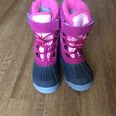 Зимние ботинки Khombu 18см стелька