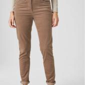 Стильные женские брюки микровельвет C&A