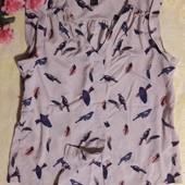 Стильная, милая, симпатичная блузка H&M 44-46рр