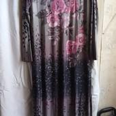Платье 50-60разм.