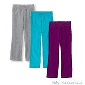 "Нові теплі м""які флісові штани Childrens Place на 5-6 років. Оригінал. Флисовые штаны. Фіолетові!!!"