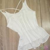 Блуза на бретелях ХЛ