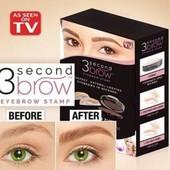 Штамп для бровей 3 Second brow eyebrowstamp