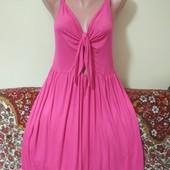 платье сарафан р М котон