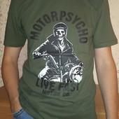 Молодежные мужские футболки с принтом и однотонные, Турция, Батал!