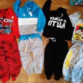 Крутые костюмы для маленьких модников