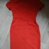 Фирменное платье с карманами /Tu-Tu/M!!!