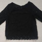 Блузка ⚠️ Н&М⚠️ на 9-10 лет