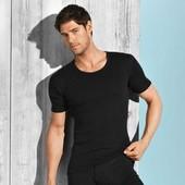 Германия Livergy органика суперская модная футболка р евро 5_М