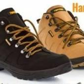 Ботинки-кроссовки осенне-зимние Hanryton р.40(25.5), 42(27) .Цвет шоколад. Турция