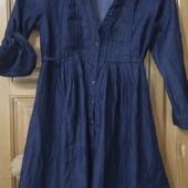 Платье для девочки рукав трансформер