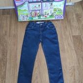 Не пропустите!!!Шикарные фирменные джинсики Denim на девочку 9-12 л.Состояние новых!