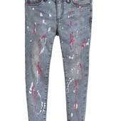 Яркие модные джинсы Pepperts! (Германия), размер 158