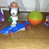 5 игрушек одним лотом