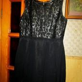 Качество!!! Красивое комбинированное платье от Little Mistress, p.eur 50, новое состояние