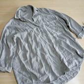 фирменая рубашечка с бусинами на кармане