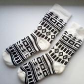 Качественные фирменные теплые женские носки от Esmara Новые