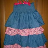 Нарядний стильний сарафан Nannette на 5 років