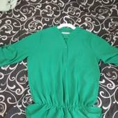 Классная нарядная блуза. В лоте 2 шт.