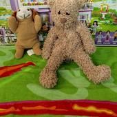 Не пропустите!!!Яркие мягкие игрушки-Теди и его друг одним лотом!