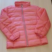 Класні демисезонні куртки на дівчинку, бренд youngstyle, Польша, розміри 110/116 та 134