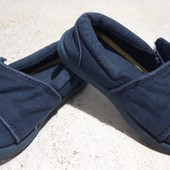 Мокасины / туфли тканевые Стелька 12,5 см размер 21-22