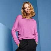 Удобный свитер тонкой вязки Tchibo(Германия), размер евро 40/42 (наш 46/48)
