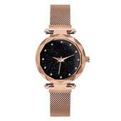 Женские часы Starry Sky Watch на магнитной застёжке! Только золотой