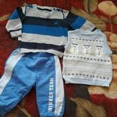 Одежда на малыша 3-6 мес., на осень отличный выбор. Состояние отличное
