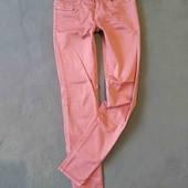 Женские джинсы Zara slim узкачи размер XS-S