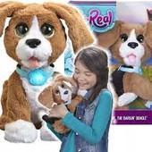 Говорящий интерактивный щенок, песик, пес, собака Чарли. Hasbro