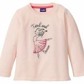 Дуже гарний велюровий реглан на дівчинку, розмір 98/104,бренд lupilu Геpманія,