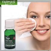 Сыворотка SOS с маслом чайного дерева Farmasi фармаси