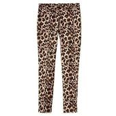 Легінси в леопардовий принт. Європейський розмір С 36/38