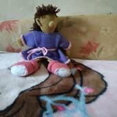 кукла hand made- ручная работа