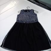 Стоп!! фирменное красивое яркое нарядное платье