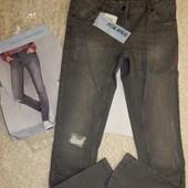 женские стильные джинсы скинни от Blue Motion. Германия.