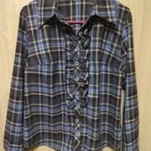 Нова блуза(рубашка), р.52