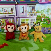 Не пропустите!!! Яркие мягкие игрушки одним лотом(3 шт)!!!